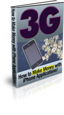 Product picture * NEW * How to Make Money with iPhone Apps!