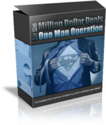 Product picture * NEW * Million Dollar Deals - Audio ebook